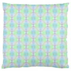 Pattern Large Cushion Case (one Side) by gasi