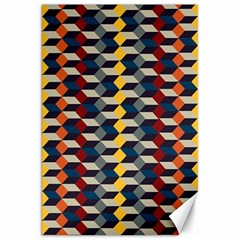 Native American Pattern 3 Canvas 20  X 30   by Cveti