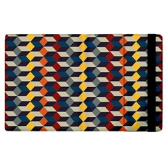Native American Pattern 3 Apple Ipad 3/4 Flip Case by Cveti