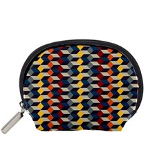 Native American Pattern 3 Accessory Pouches (small)  by Cveti