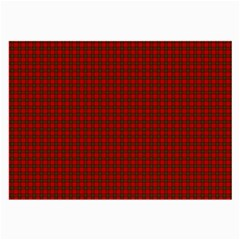 Royal Stuart Tartan Large Glasses Cloth (2 Side) by PodArtist