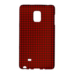Royal Stuart Tartan Galaxy Note Edge by PodArtist