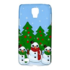 Kawaii Snowman Galaxy S4 Active