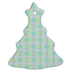 Pattern Ornament (christmas Tree)  by gasi