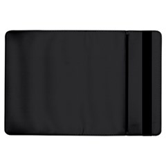 Simulated Black Carbon Fiber Steel Ipad Air Flip by PodArtist