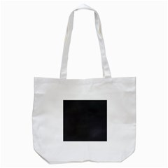 Simulated Black Carbon Fiber Steel Tote Bag (white) by PodArtist
