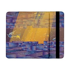 Up Down City Samsung Galaxy Tab Pro 8 4  Flip Case by berwies