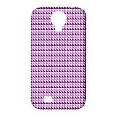 Pattern Samsung Galaxy S4 Classic Hardshell Case (pc+silicone) by gasi