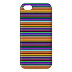 Pattern Iphone 5s/ Se Premium Hardshell Case by gasi