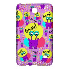 Crazy Samsung Galaxy Tab 4 (8 ) Hardshell Case  by gasi