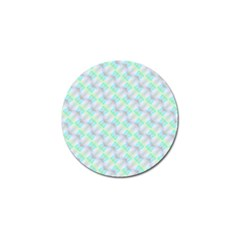 Pattern Golf Ball Marker (4 Pack) by gasi