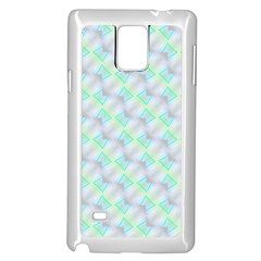 Pattern Samsung Galaxy Note 4 Case (white) by gasi