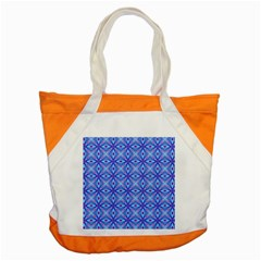 Pattern Accent Tote Bag by gasi