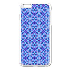 Pattern Apple Iphone 6 Plus/6s Plus Enamel White Case by gasi