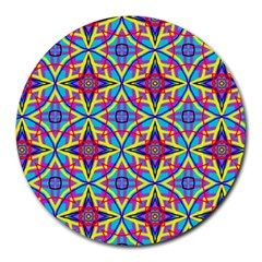 Pattern Round Mousepads by gasi