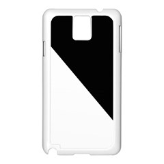 Pattern Samsung Galaxy Note 3 N9005 Case (white) by gasi