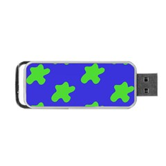 Pattern Portable Usb Flash (one Side) by gasi