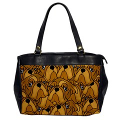 Bulldogge Office Handbags by gasi