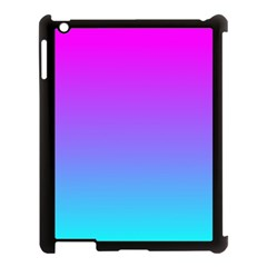 Pattern Apple Ipad 3/4 Case (black) by gasi