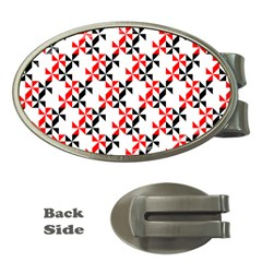 Pattern Money Clips (oval)  by gasi