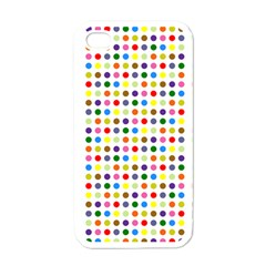 Pattern Apple Iphone 4 Case (white) by gasi