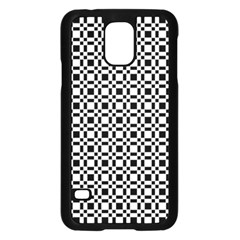 Pattern Samsung Galaxy S5 Case (black) by gasi