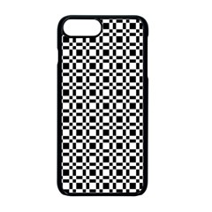 Pattern Apple Iphone 8 Plus Seamless Case (black) by gasi