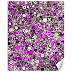 Pattern Canvas 11  X 14   by gasi