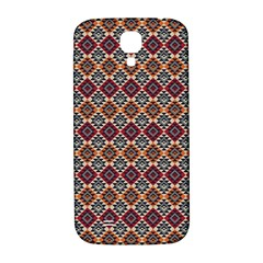 Native American Pattern 4 Samsung Galaxy S4 I9500/i9505  Hardshell Back Case by Cveti