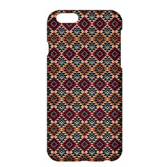 Native American Pattern 4 Apple Iphone 6 Plus/6s Plus Hardshell Case by Cveti