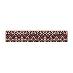 Native American Pattern 4 Flano Scarf (mini) by Cveti