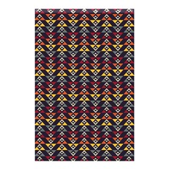 Native American Pattern Shower Curtain 48  X 72  (small)  by Cveti
