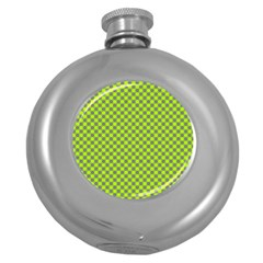 Pattern Round Hip Flask (5 Oz) by gasi