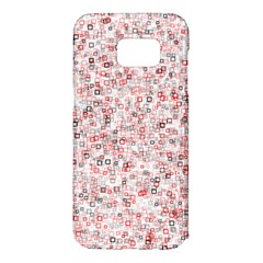 Pattern Samsung Galaxy S7 Edge Hardshell Case by gasi
