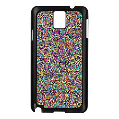 Pattern Samsung Galaxy Note 3 N9005 Case (black) by gasi