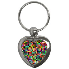 Pattern Key Chains (heart)  by gasi