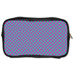 Pattern Toiletries Bags 2 Side by gasi