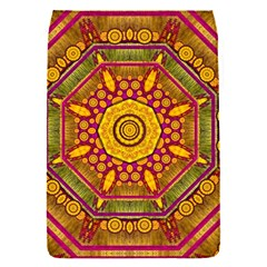 Sunshine Mandala And Other Golden Planets Flap Covers (s)  by pepitasart