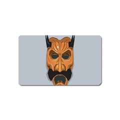 Mask India South Culture Magnet (name Card) by Celenk