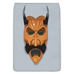 Mask India South Culture Flap Covers (s)  by Celenk