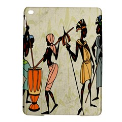 Man Ethic African People Collage Ipad Air 2 Hardshell Cases by Celenk
