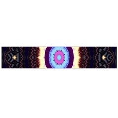 Mandala Art Design Pattern Large Flano Scarf  by Celenk