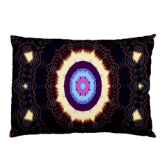 Mandala Art Design Pattern Pillow Case (two Sides)