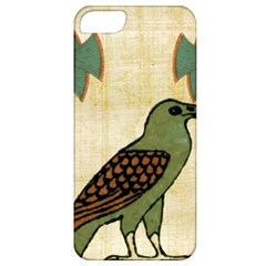 Egyptian Paper Papyrus Bird Apple Iphone 5 Classic Hardshell Case