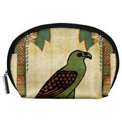Egyptian Paper Papyrus Bird Accessory Pouches (large)  by Celenk