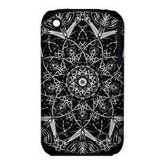 Mandala Psychedelic Neon Iphone 3s/3gs by Celenk