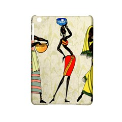 Woman Ethic African People Collage Ipad Mini 2 Hardshell Cases by Celenk