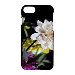 Dahlias Dahlia Dahlia Garden Apple Iphone 7 Hardshell Case by Celenk
