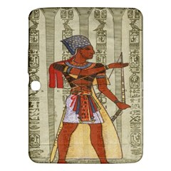 Egyptian Design Man Royal Samsung Galaxy Tab 3 (10 1 ) P5200 Hardshell Case  by Celenk