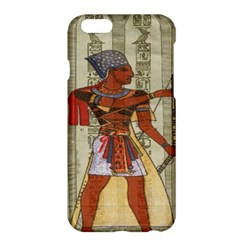 Egyptian Design Man Royal Apple Iphone 6 Plus/6s Plus Hardshell Case by Celenk